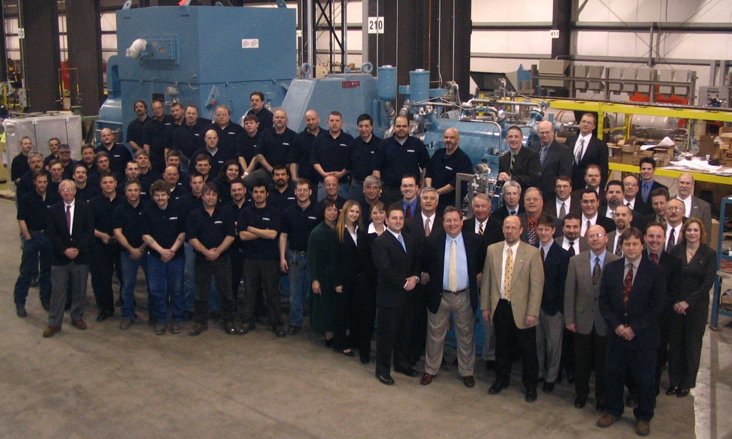 The Cobey Team - 2007 - 2008