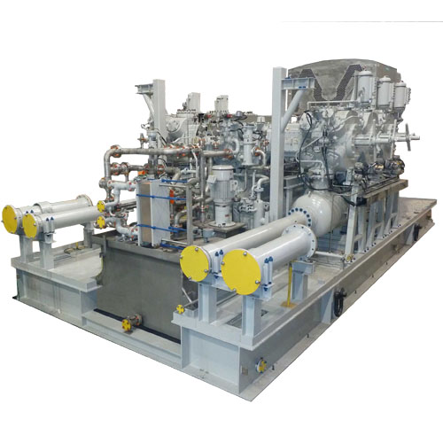 High Speed Reciprocating Compressor Packaging
