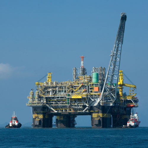 Cobey Oil and Gas Production Off-shore