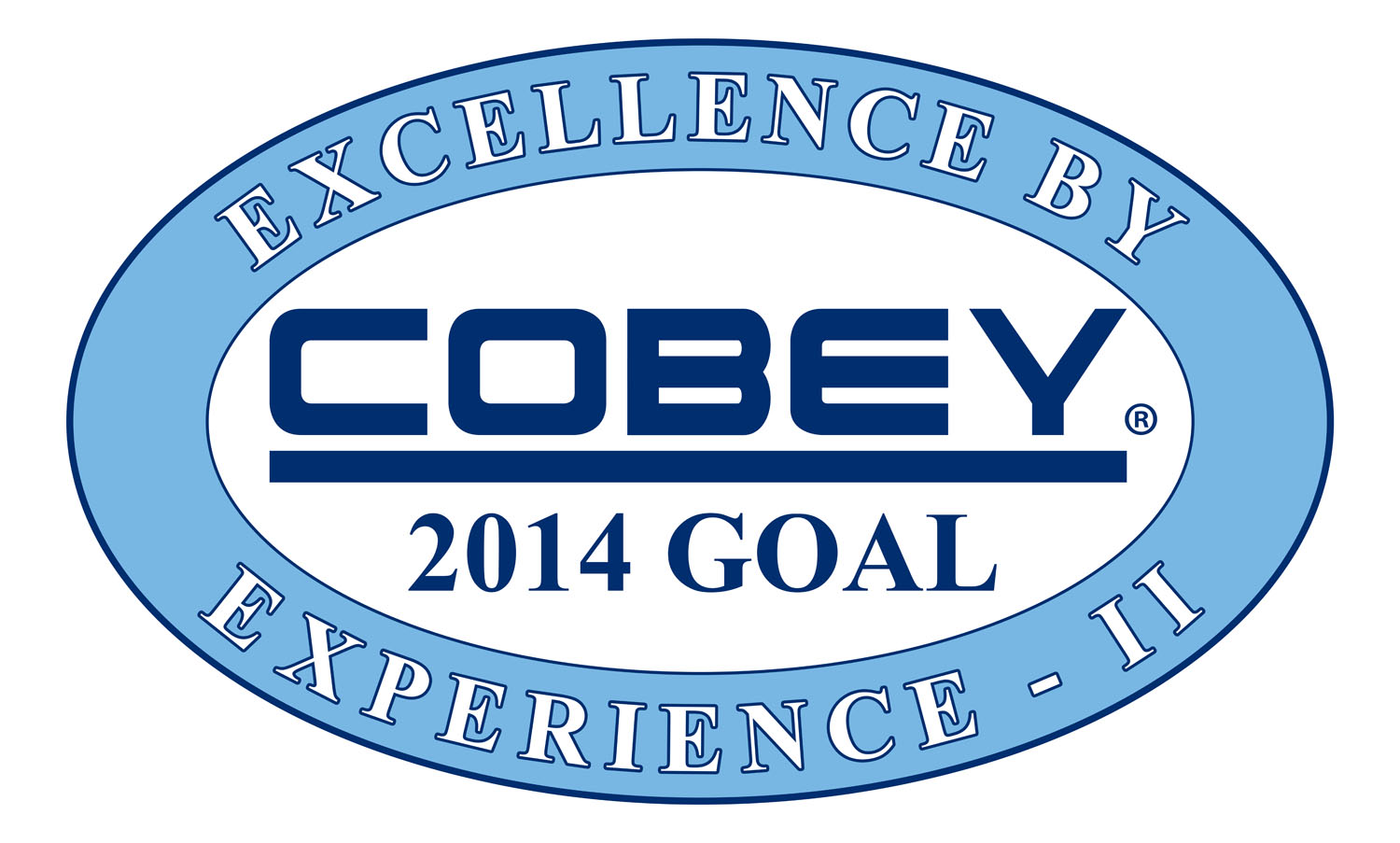 Cobey 2014 Goal - Excellence by Experience Pt II