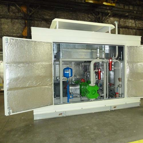 Cobey CNG Compressor Package